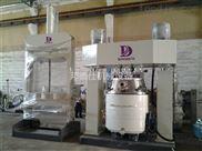 QF-1000L-东莞1000L强力分散机 硅酮密封胶分散设备