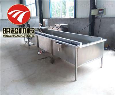 QZM-6葵年菜切割加工设备清洗烘干