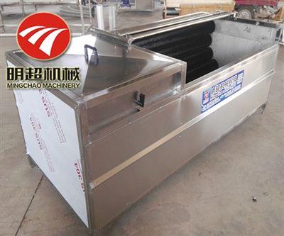 MC-4000全自动淤泥莲藕清洗机