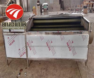 大型莲藕清洗机自动化根茎类清洗设备厂家