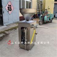 液壓式香腸灌腸機 一人可操作的灌腸設備