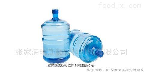 瑞斯頓小型桶裝水設備