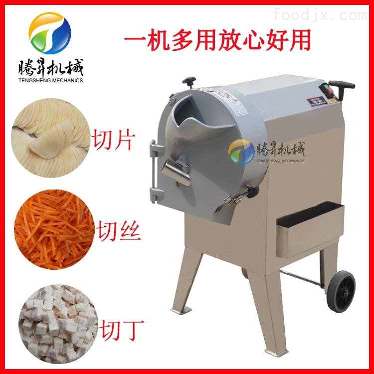 瓜果切片机 土豆切丝切丁机 多功能切菜机
