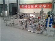JX-3m干豆腐机豆皮机千张机豆腐皮机
