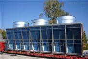 巴普(中国)冷却---横流密闭式冷却塔