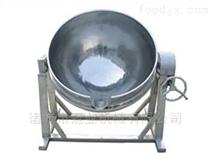 小型可傾蒸汽夾層鍋設備