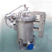 新型垂直快開式大流量袋式過濾器