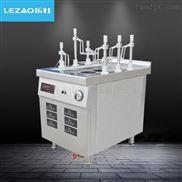 乐灶商用大功率电磁炉电磁自动煮面炉