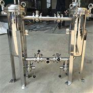 不銹鋼雙聯袋式過濾器