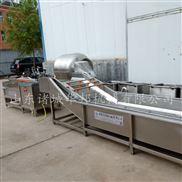 HB3500LJ-果蔬清洗机 净菜加工清洗 农产品加工设备