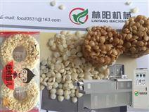 济南玉米片雪花片生产设备,膨化食品设备