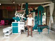 贵州新型组合碾米机操作简单节能环保
