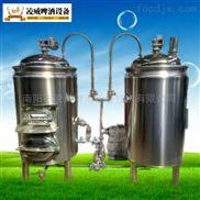 LW--S-凌威啤酒设备不锈钢糖化罐家庭自酿啤酒