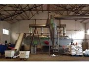 不锈钢振动流化床干燥机