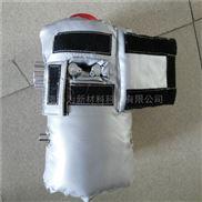 管道阀门可拆卸式保温套  管道阀门软保温隔热套