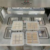 日本豆腐盒式封口机