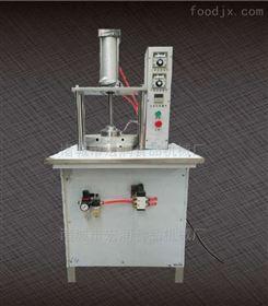 HR-YBJ-500双层饼压饼机 操作简单
