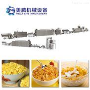 高温烤箱玉米片设备生产线早餐谷物