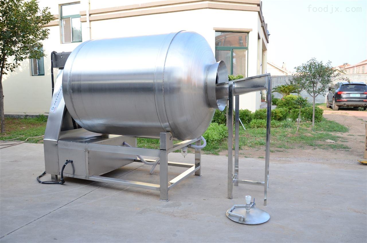 肉类腌制机 真空滚揉机 环保 性能可靠