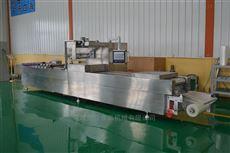 DLZ-520素肉拉伸膜全自动真空包装机
