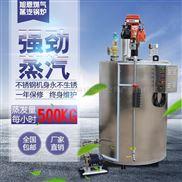 旭恩500公斤燃氣蒸汽發生器酒店專用鍋爐