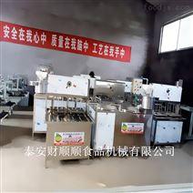 湖南豆腐机 全自动加工豆腐设备包教技术