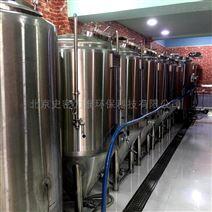 现酿啤酒设备