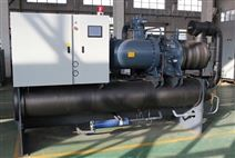 水冷与风冷螺杆式冷水机组的特点