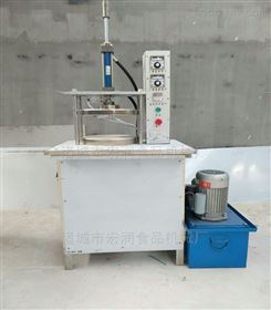HR自動烙饃壓餅機