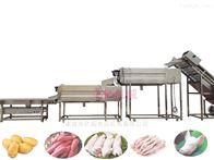 YT—1500猪蹄清洗机一小时能洗多少斤