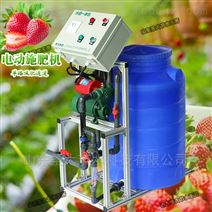 吉林草莓水肥一体机 操作简单的手动施肥机