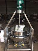 強大機械電加熱夾層鍋