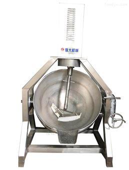 200L电加热行星搅拌炒锅