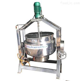 300L300升搅拌夹层锅