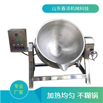 电加热蒸汽夹层锅