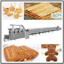 饼干生产线设备 厂家直销食品机械