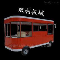 电动餐车快消时代质量可靠