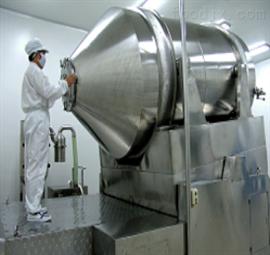 EYH系列不锈钢二维运动混合机