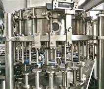 玻璃瓶装饮料果汁灌装生产线