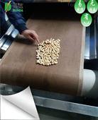 整機不銹鋼微波瓜子熟化殺菌一體設備