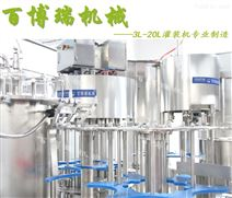 5L三合一不锈钢全自动液体灌装设备