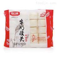 青島豐業饅頭包子枕式包裝機