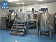 沙拉酱乳化机/卡仕达酱生产设备
