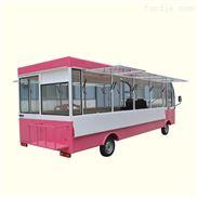 移动小吃车餐车无大厨开店流动性强的特点