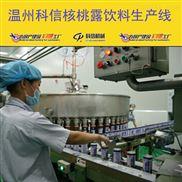 整套核桃乳飲料生產線設備價格|小型核桃露飲料制作設備廠家