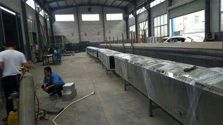 水晶包鱼豆腐生产设备 全自动磨盘成型蒸线