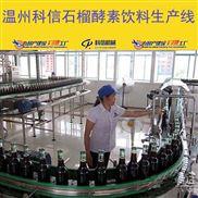 整套石榴酵素饮料生产流水线设备价格 新型石榴酵素发酵设备厂家
