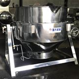 银川八碗盖茶熬制锅 东北玉米碴子夹层锅