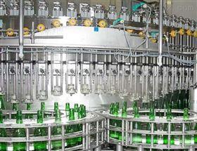 小型果汁饮料灌装机械原理