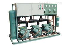 比澤爾活塞式并聯制冷壓縮機組